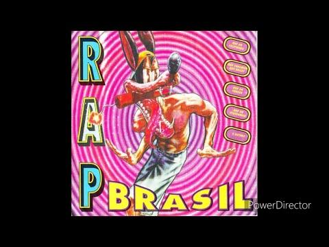 LP - RAP BRASIL VOL.1 - (1994) COMPLETO