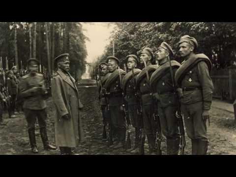 Homeward Bound: The Story of the Czech Legion (Trailer)