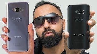 Samsung Galaxy S8 Plus vs S7 Edge - Should you upgrade?