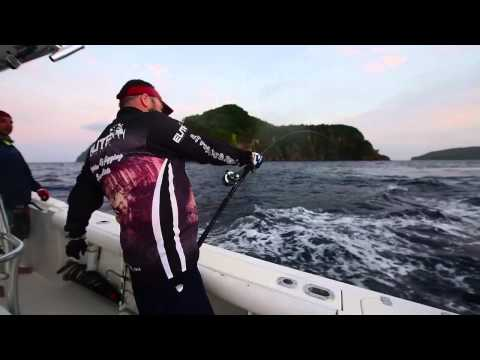 GT Popping | Vanuatu Fishing Expedition | Team Incognito 2014
