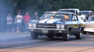 Burnouts-2016-Northern Cruisers Car Club-BURNOUT-Mn-Leaving Car Show