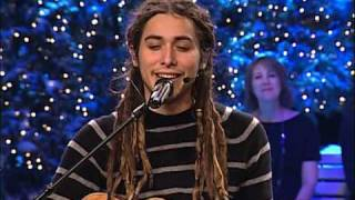 Watch Jason Castro White Christmas video
