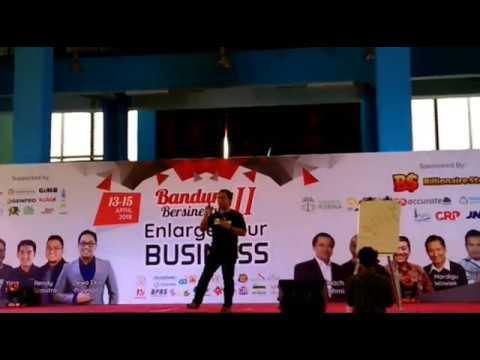 Enlarge Your Business by Dewa Eka Prayoga di Bandung Bersinergi II