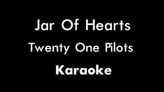 Twenty One Pilots - Jar Of Hearts (Christina Perri Cover) (Karaoke)