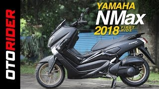 Video Yamaha NMax 2018 First Ride Review Indonesia | OtoRider download MP3, 3GP, MP4, WEBM, AVI, FLV Desember 2017