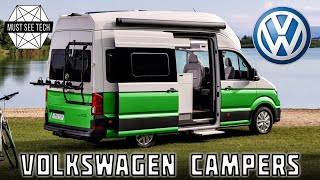 Download Top 10 Campers and Practical Motorhomes Based on Volkswagen Vehicles Mp3 and Videos