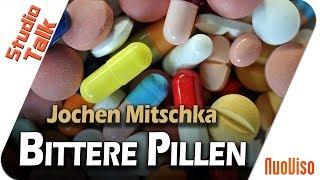 Bittere Pillen für die Pharma - Jochen Mitschka im NuoViso Talk