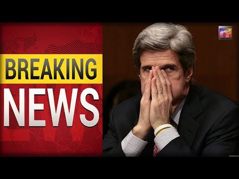 BREAKING: Trump Just Dropped Life-Shattering News On John Kerry – Enjoy Prison, Traitor!