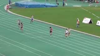 第四屆全港運動會女子400米