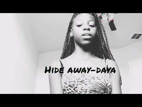 Hide Away - Daya ( cover by @AmberFlowers)