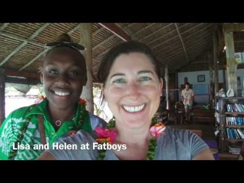 6 Join me at Fatboys in Gizo, Solomon Islands