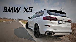 2019 BMW X5 (G05) Prezentacja & wrażenia z jazdy / TEST PL