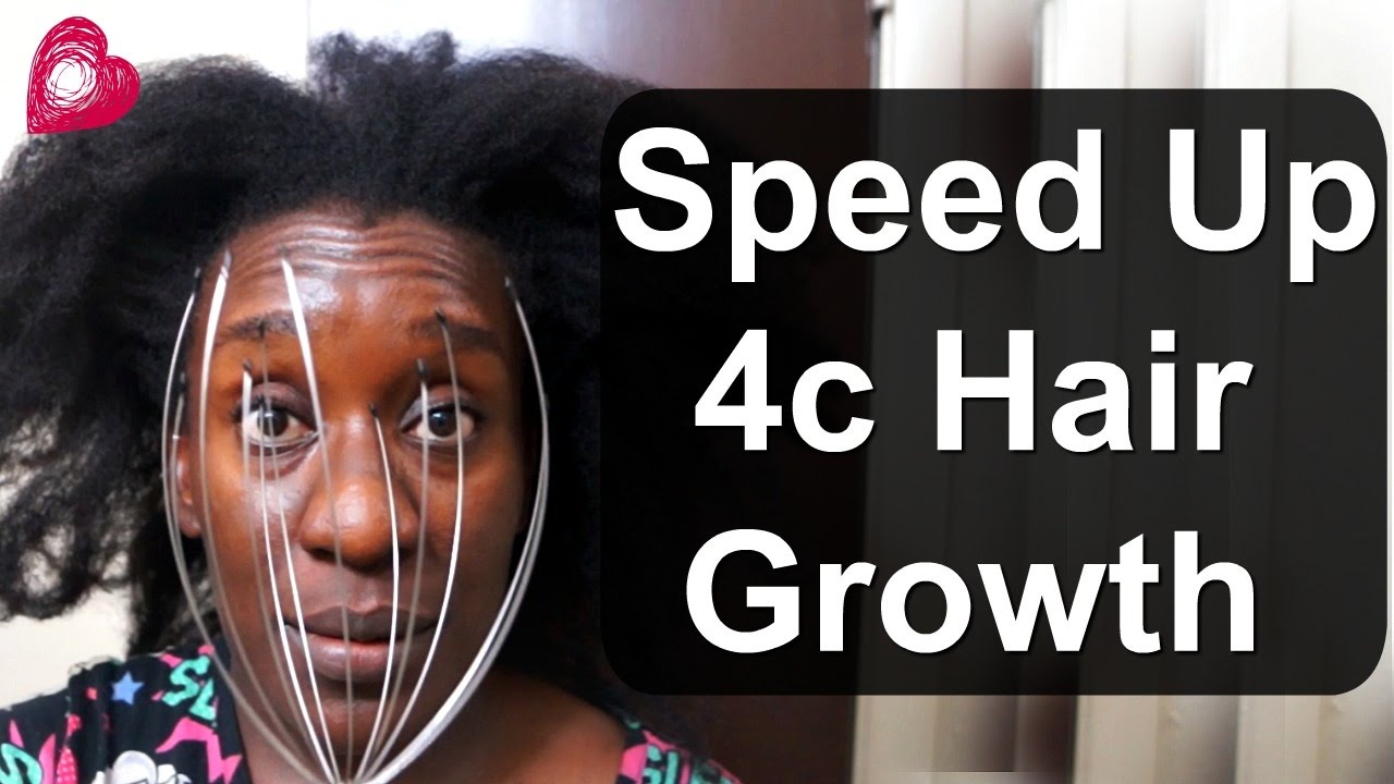 3 Ways To Grow Natural Hair Faster Easy Scalp Massaging