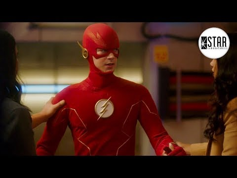 Уничтожение вируса Бладворка/Флэш излечивается (Флэш 6 Сезон 8 Серия)/The Flash [4K]