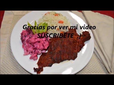 ENSALADA RUSA SALVADORENA [receta familiar]