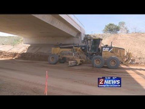 3/2- 5:30pm - NDOT Reaches Milestone in Carson City Freeway Construction