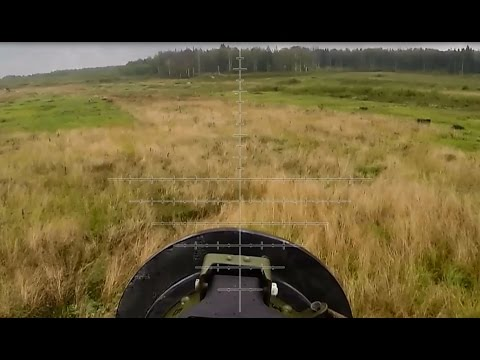 'Tank Killer' Drone: Combat Multicopter Fires Anti-Tank Missiles