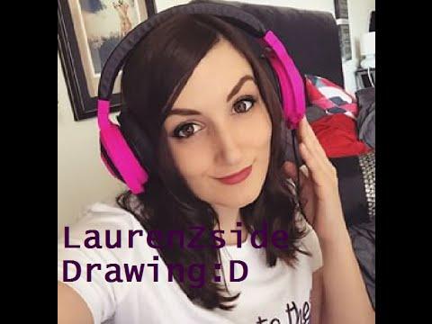 LaurenzSide Drawing! -...