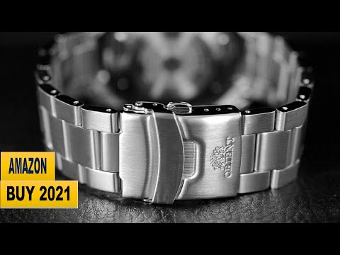 Top 17 Best New Orient Watches Automatic | Orient Dive Watches for Mens | Orient Watches Men 2021