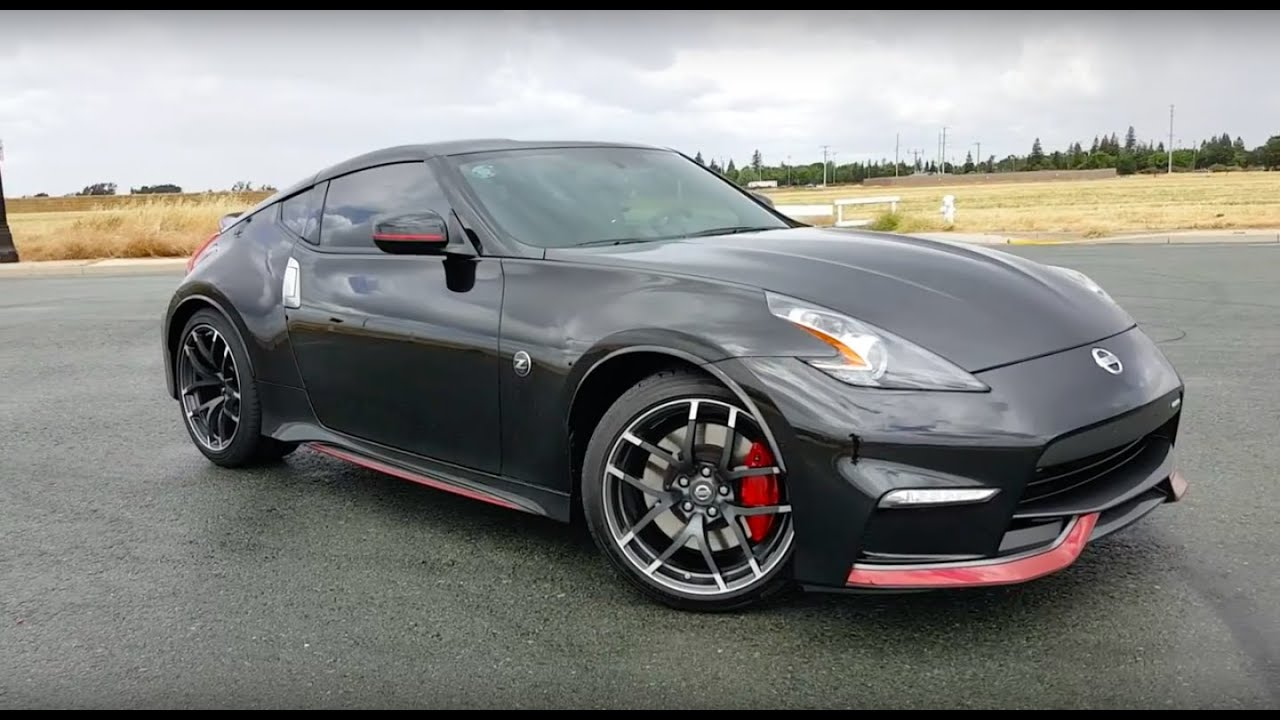 2016 Nissan 370Z Nismo Review! - YouTube