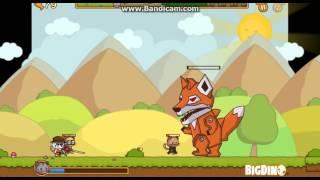 Котята против Лисят(Упоротые игры)№2