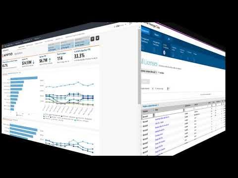 Apptio IT Cost Transparency & Flexera's FlexNet Manager Suite