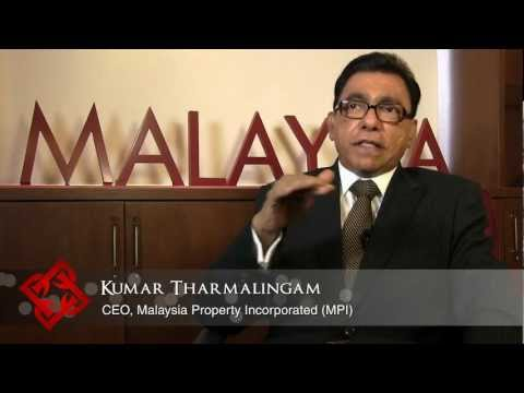 Executive Focus: Kumar Tharmalingam, CEO, Malaysia Property Incorporated (MPI)