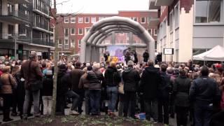 Openingsshow Nieuwe winkelcentrum Waddinxveen