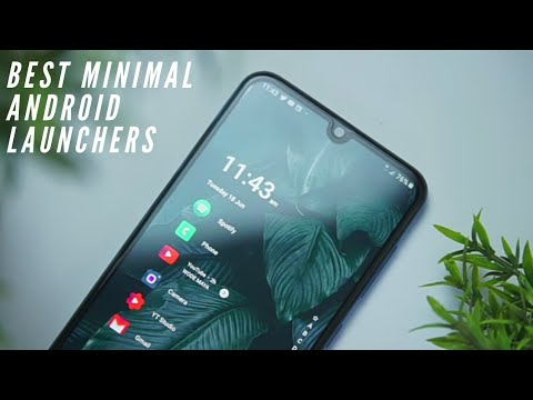 Best Android Launchers (minimal) 2019