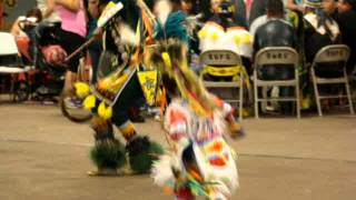 Southern Ute Bear Dance Pow Wow 2014 - Jr Boy