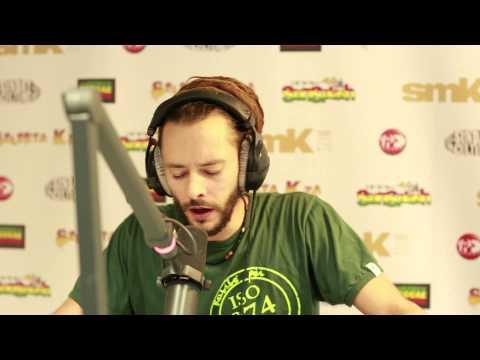 DANAKIL Freestyle @ Selecta Kza Reggae Radio Show 2014