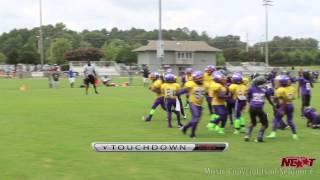 Atlanta Vikings vs Sandtown Vikings 8U