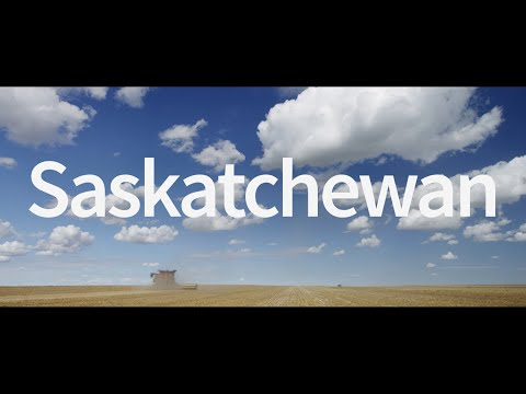 Saskatchewan. Big name. Big place. Big opportunities.
