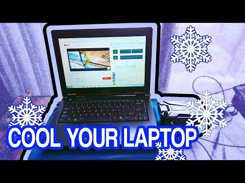 How To Cool Down Your Laptop CPU Temperature **THE BEST WAY EVER**