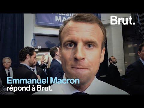 Visite d'État aux États-Unis : interview exclusive avec Emmanuel Macron