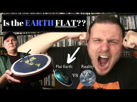 FLAT EARTH: Inside the MIND of a FLAT EARTHER! | The Ghost Effect [Episode 2] thumbnail