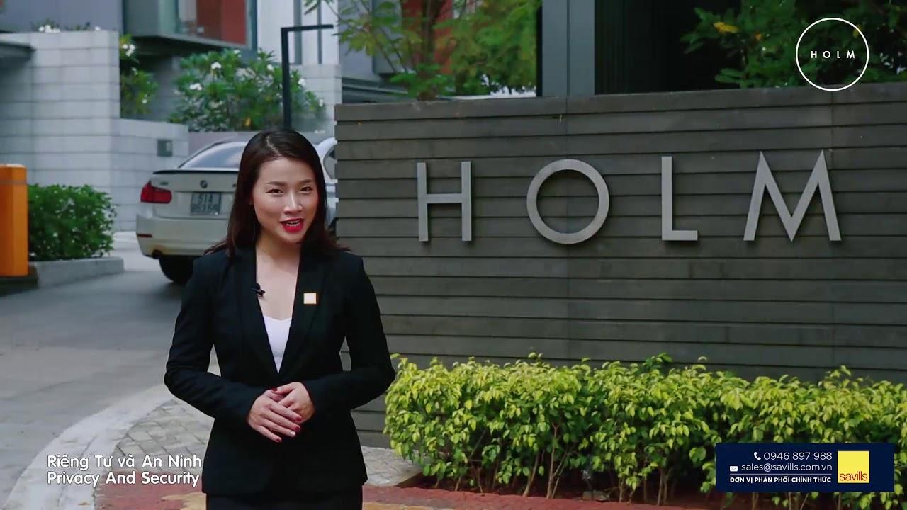 Holm – khu biệt thự ven sông đẳng cấp nhất tại Việt Nam