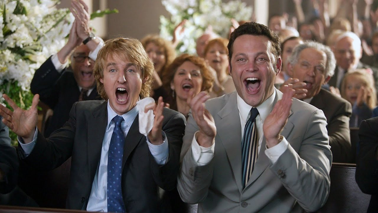 Official Trailer: Wedding Crashers (2005)   YouTube