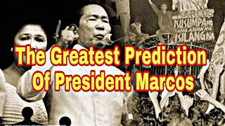 Gambar cover The Best Prediction Of Ferdinand Marcos