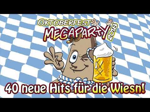 Oktoberfest Megaparty 2018 - 40 Neue Hits Für Die Wiesn! (das Komplette Doppel Album)