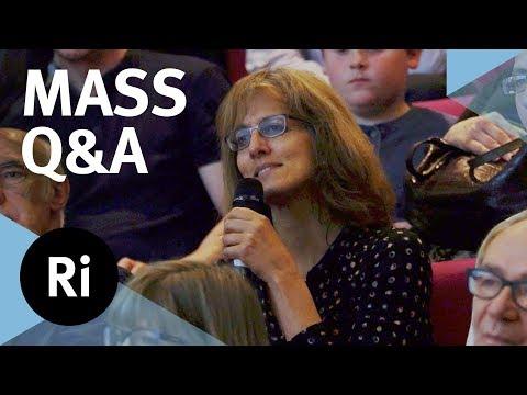 Q&A: The Concept of Mass - with Jim Baggott