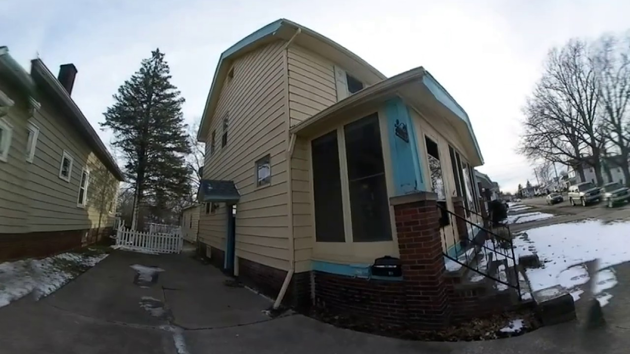 4113 Oak Park Ave Cleveland Ohio 2 Family 360° Virtual Tour
