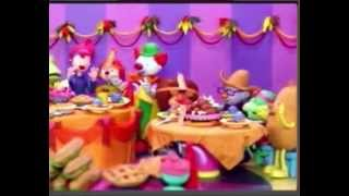 JoJo's Circus: JoJo's Thanksgiving Day Horray - Thanksgiving song (English)