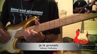 N° 321 - hommage à Johnny Hallyday - je te promets