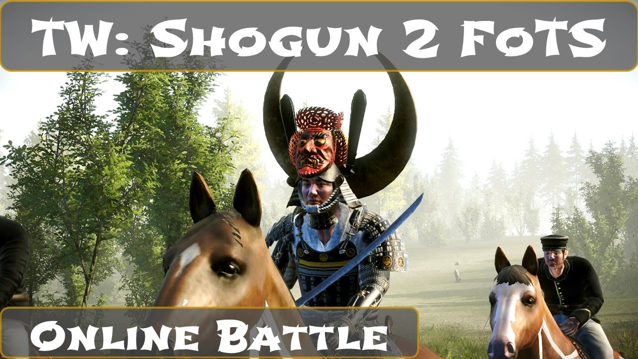Shogun 2 total war matchmaking