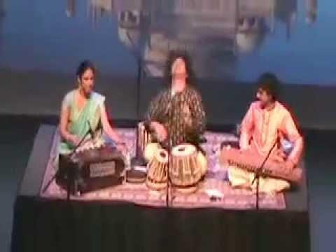 Cassius Khan : Ghazal/Tabla solo in Raga Saraswati LIVE in Fort McMurray AB Canada.