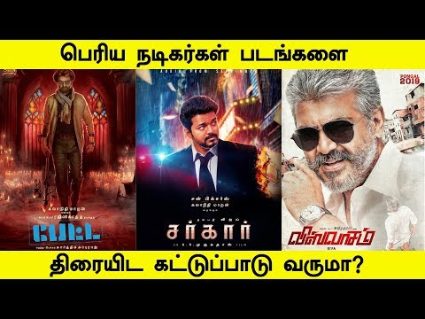 Shocking Producer Council Try to Control Leading Actors Movies | #Rajini #Ajith #Vijay #Kollywood
