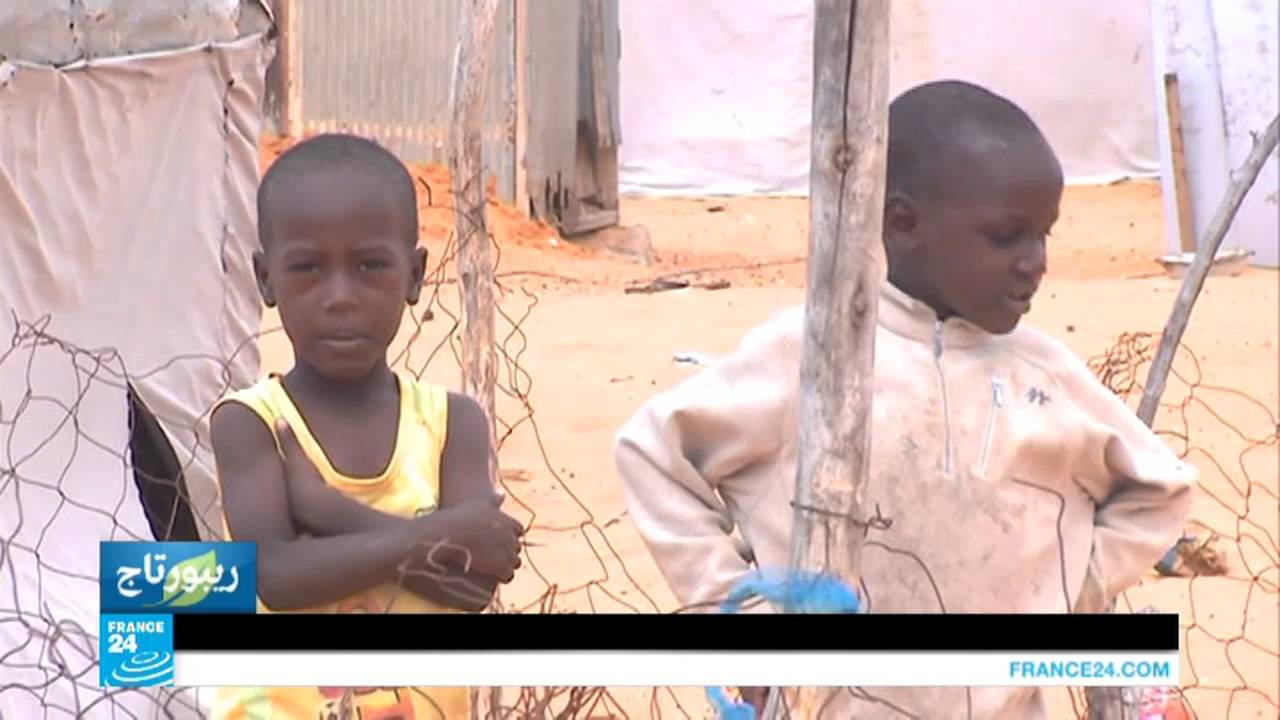 رحلة البحث عن المياه في موريتانيا!!