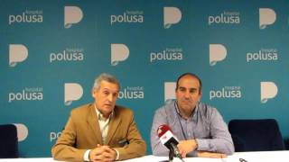 Video Firma convenio Hospital POLUSA - CB Breogán