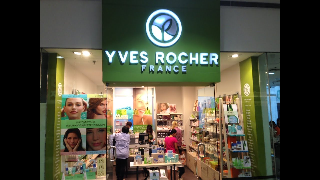 Yves Rocher Sm City North Edsa Manila By Hourphilippines Com Youtube